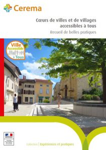 Cerema Coeurs de ville et de villages accessibles à tous