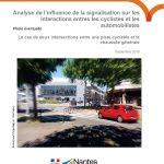 Intersections entre piste cyclable et voirie urbaine: quel régime de priorité choisir ?