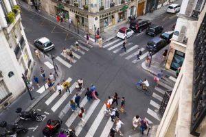 mortalité routière en ville