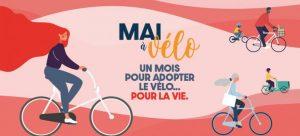 Mai à vélo